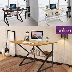 Schreibtisch Computertisch Bürotisch PC Tisch 100 x 60cm Arbeitszimmer Esstisch