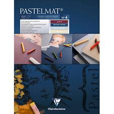 Clairefontaine pastelmat-Pastello Carta Pad - 360g (rif. 4) - 96111C - 24 x 30cm