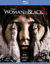 The Woman in Black 2: Angel of Death (Blu-Ray, 2014, WS)   NEW