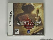 Broken Sword - Shadow Of The Templars - New & Sealed - Nintendo DS
