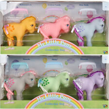 My Little Pony Classic 1983 Collector 3 Pony Set - CHOICE OF SET - ONE SUPPLIED