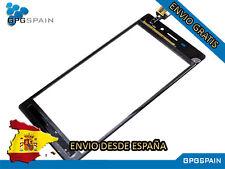 PANTALLA TACTIL DIGITALIZADOR PARA SONY XPERIA M2 S50H D2303 D2306 NEGRO NEGRA