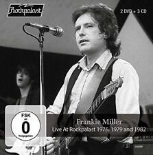 Frankie Miller & Band - Live At Rockpalast 1976 1979 - CD/DVD - New