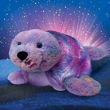 "Pillow Pets Glow Pets Plush 17"" Pillow Stuffed Seal With LED Lights"