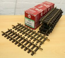 More details for box of 12 lgb g gauge 1000 and 10000 straights, 300mm, the big train, w germany