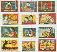 INDIA - MATCHBOX LABELS: IN 21