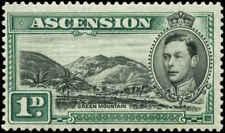 Ascension Scott #41 Mint
