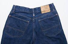Paul Smith men's straight leg regular button fly dark blue denim jeans W30/L28