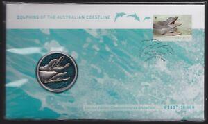 Australia PNC Medallion - 2009 Dolphins of the Australian Coastline.