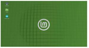 Linux Mint 20 'Ulyana' Flash Drive Live USB 32GB Persistence  Multiboot