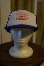 1992 Perot for President Mesh Snap Back Trucker Hat Election Campaign