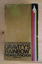 Thomas Pynchon, Gravity's Rainbow - Vintage Paperback - Good Condition
