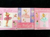Ballet books Stories Collection Pack -3 Books- Tutu Tilly books by Adele Geras