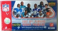 2007 Upper Deck NFL Rookie Premiere Sealed Set, A.P., The Beast, Megatron, AUTO?