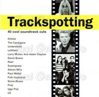 Trackspotting 40 Cool Soundtrack Cuts 1997 UK 40-track 2xCD Near Mint Condition