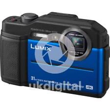 Panasonic Lumix ft7 Kamera Blau + Free 32gb Card