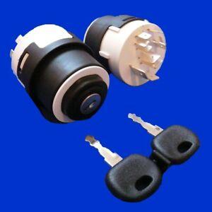 Zündschloss Glühanlassschalter für Deutz 07 DX Agroprima Agroxtra , 01175809 *
