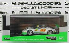 Tarmac Works 2019 Hobby64 Porsche 911 Gt3 R Fia Gt World Cup 2016 Macau Lkm #912
