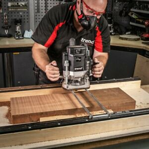 TREND RS/JIG ROUTER SURFACING JIG - PROFESSIONAL ROUTER SLED