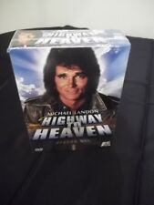 HIGHWAY TO HEAVEN SEASON ONE BRAND NEW 7-DISC DVD SET 24 EPISODES MICHAEL LANDON