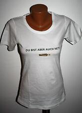 Kümmerling T-Shirt S, M o. L Kräuterlikör tolle Qualität weiß Kuemmerling Damen