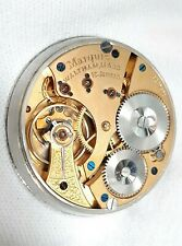 Waltham Marquis Gents Pocket watch 15J. (FULL WORKING ORDER) *1900s?* 16s