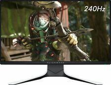 BRAND NEW Alienware 25 Gaming Monitor IPS Free-Sync G-SYNC 240Hz  1ms AW2521HFL