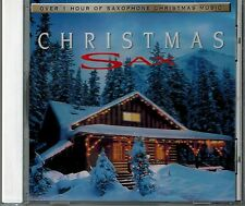 CHRISTMAS SAX - 20 SONGS - MINT IMPORT CD - GERMANY