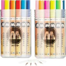 Molotov one4all 127 hs complete set 40 marker Paint barniz acrílico 127hs kit Box