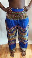 Pantalones de mujer sin marca color principal azul