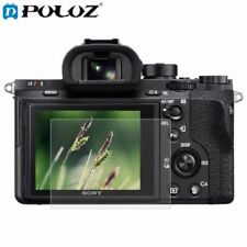 Tempered Glass Camera LCD Screen Protector Cover For Sony RX100 A7M2 A7R A7R2 UK
