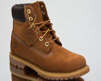 Timberland Women's 6 Inch Premium Waterproof Classic Boots 2018 Dark Brown 10360