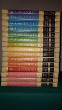 I Quindici Enciclopedia completa (15 Vol.) Prima Edizione 1964