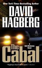 The Cabal: A Kirk McGarvey Novel Hagberg, David Mass Market Paperback Used - Ve