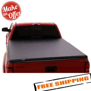 Lund 969353 Hard Fold Tonneau Cover for 99-21 Ford F-Series Super Duty 8 ft. Bed