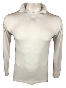 Vintage Trek USA Men's Large Cycling Jersey 1/4 Zip Pullover Shirt Jersey F419