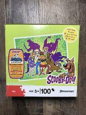 Scooby Doo Cartoon Network 100 Pc Puzzle Pressman 2011 Brand New Never Opened