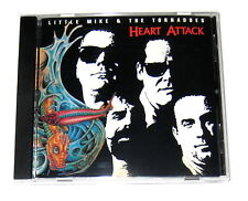 CD: Little Mike and The Tornadoes - Heart Attack (1990 Blind Pig) Me & the Blues