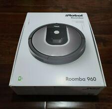 iRobot Roomba 960 Wi-Fi Connected Vacuuming Robot Vacuum - Gray