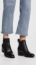 5357d4e73 NIB $475 Rag & Bone Walker Chelsea Ankle Boot Bootie in Black Leather  41/10.5