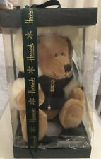 Harrods 2001 Teddy Bear With Tag In Box