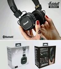 Marshall Major 2 Bluetooth Headphones Generation Headset