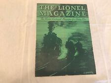Lionel Magazine Jul-Aug 1936
