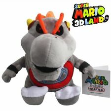 "Super Mario Bros. Baby Dry Bowser Koopa Plush Toy Stuffed Animal Doll 7"" US SELL"