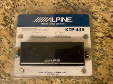 Alpine KTP-445 4-channel 4 x 45 Watt Head Unit Power Pack Car Amp Amplifier