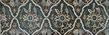 Rich Pattern Motif Repetition Continuous Garden Home Decor Marble Mosaic Geo461