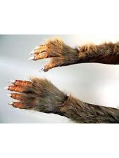 Krallen Hände Plüschhaar Halloween Scherzartikel Grusel