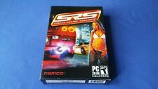 SRS Street Racing Syndicate PC CD ROM IBM - English - Namco - New