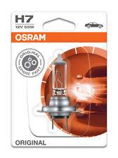 OSRAM H7 499 12V 55W SILVERSTAR 2.0 Upgrade Car Headlight Bulb Single Blister