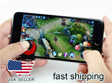 Mobile Game Joystick Smart Phone Tablet Clip-on Touch Screen iphone andriod